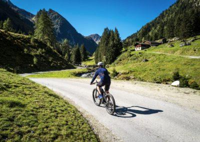 E-Mountainbike Alm
